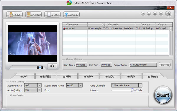 Free download video converter software winx video converter.