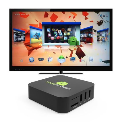 Android TV Box Media Player – Dual Core ROOTED SmartMultimedia Hive