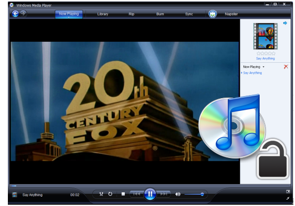 Play iTunes Music/Video in Windows Media Player