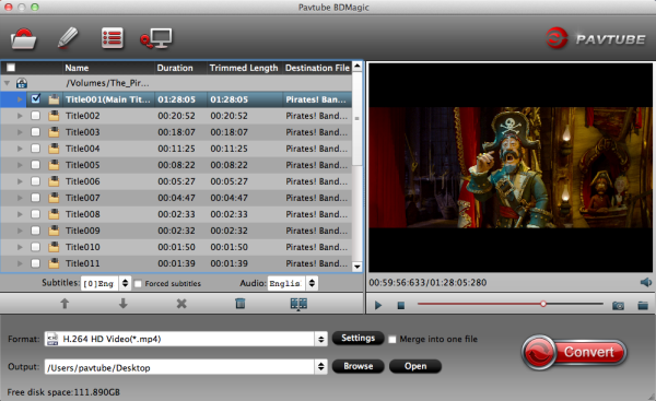 Mac Blu-ray Ripper and Copy