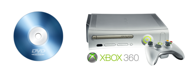 converting DVD to Xbox 360