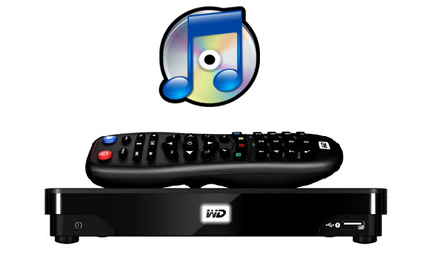 Convert iTunes M4V for streaming to HDTV via WD TV Live