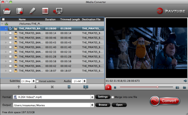 Freemake Video Converter alternative for Mac