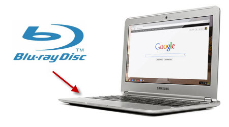 playing Blu-rays on a Chromebook