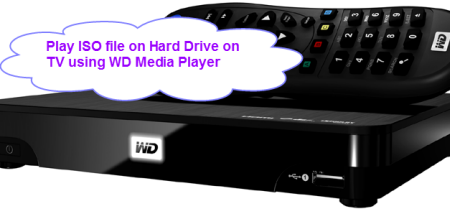 media player for iso files