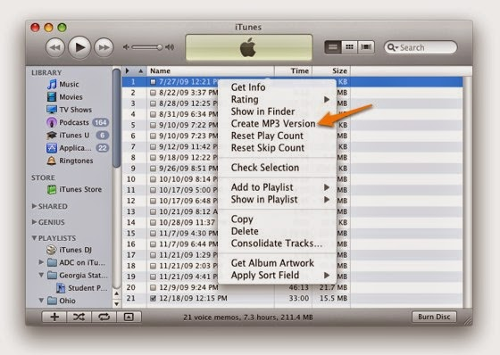 Practical Solution – Convert AAC to MP3 Using