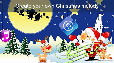 top 10 holiday ringtones all i want for christmas is you by mariah carey santa baby by eartha kitt carol of the bells by trans siberian orchestra - Christmas Ringtones