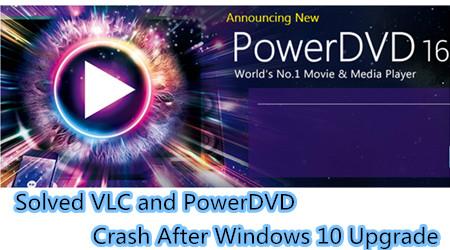 VLC/PowerDVD Alternative for Blu-ray/DVD Playback on Windows