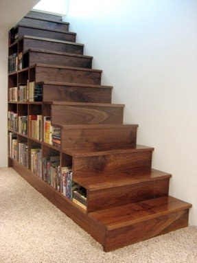 dvd stairs